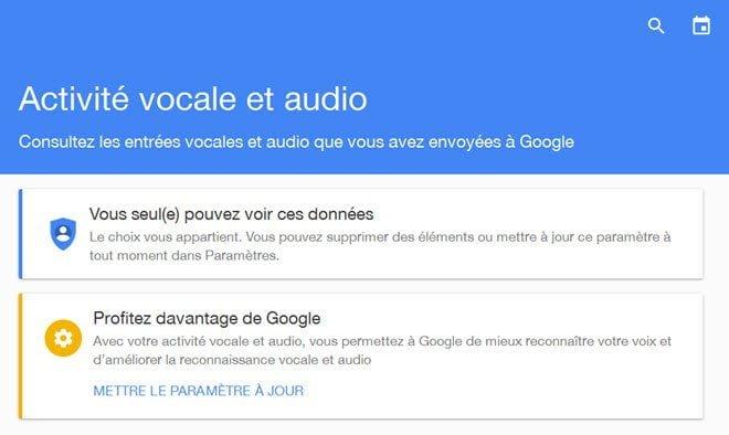 google-activite-vocale-audio