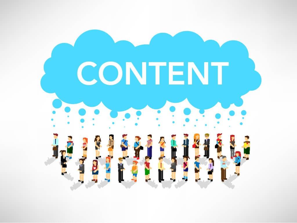 Partagez votre contenu sur les médias sociaux