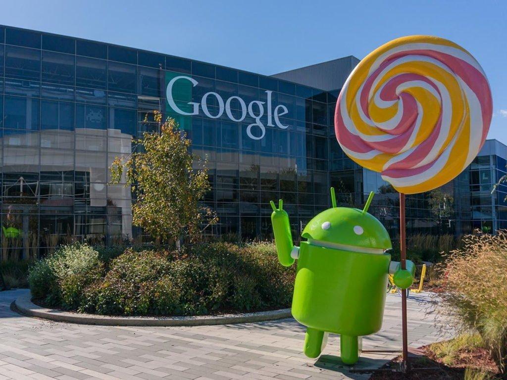 Bienvenue sur Android