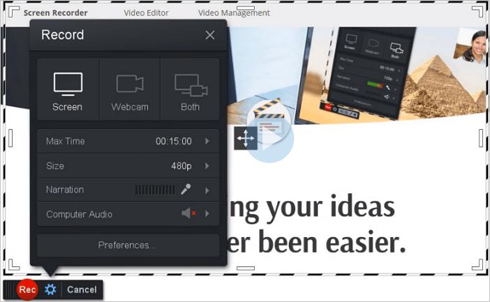 Screencast-O-Matic pour enregistrer vidéo sur les multiplateformes