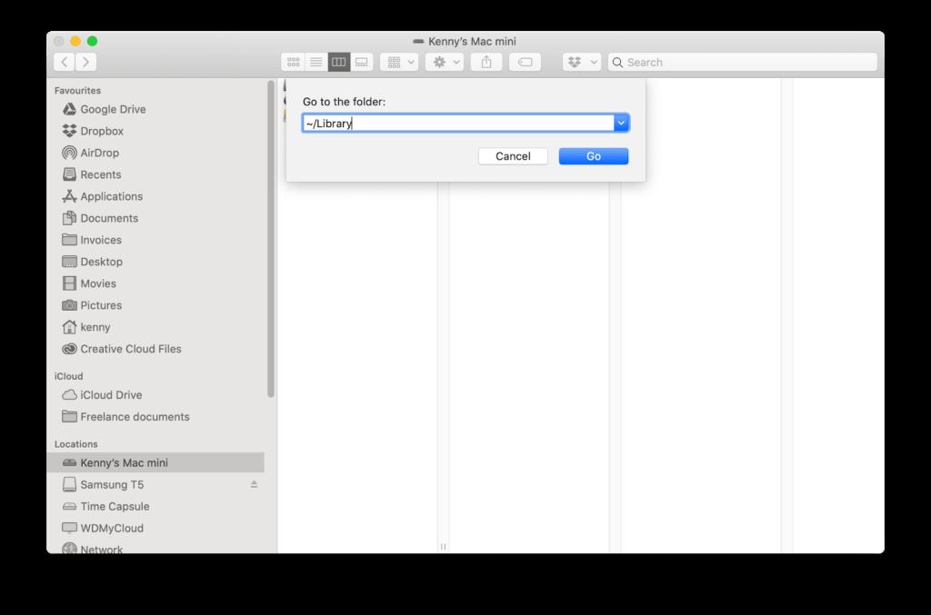 fichiers MacKeeper