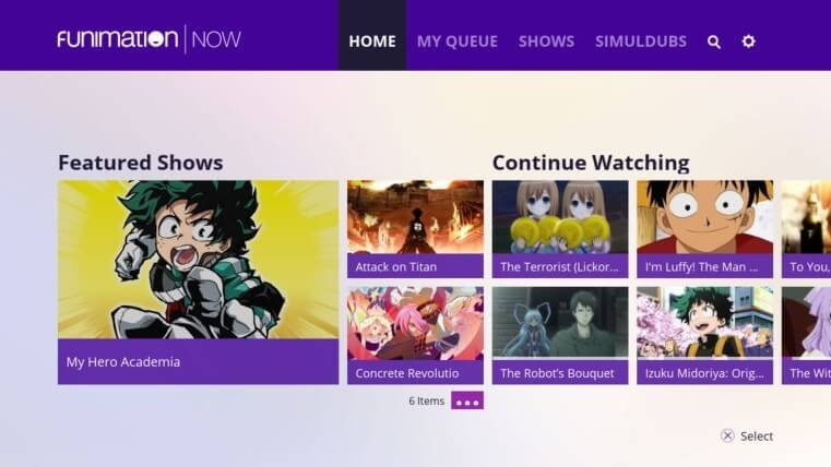 meilleurs sites de streaming Anime gratuits