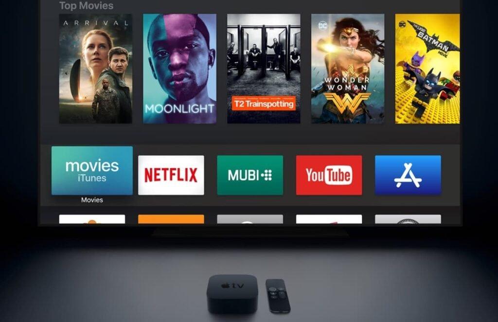 Activez YouTube sur Apple TV