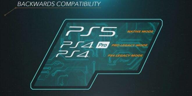Retro-compatibilité PS5