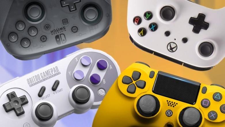 Comment nettoyer une console de jeu et des contrôleurs