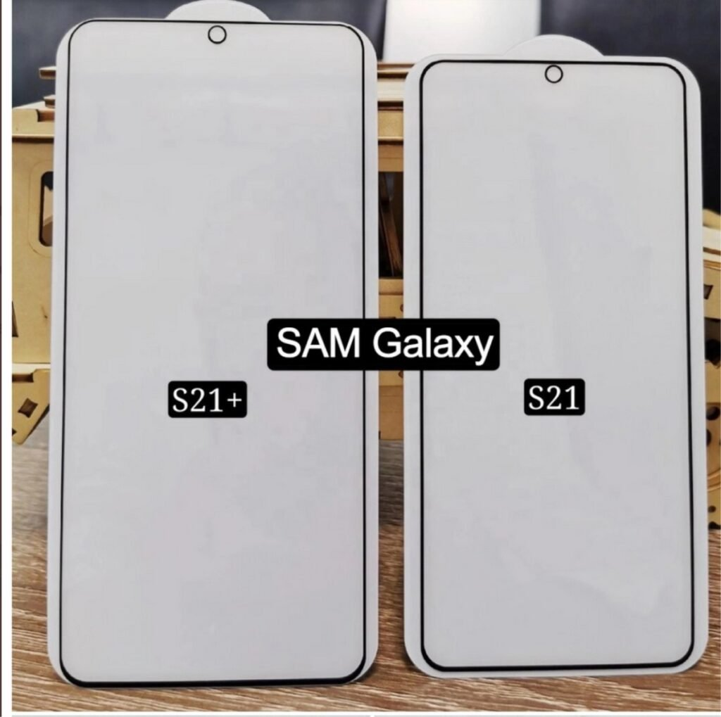 Galaxy S21 couverture