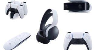 Meilleurs accessoires pour la PS5