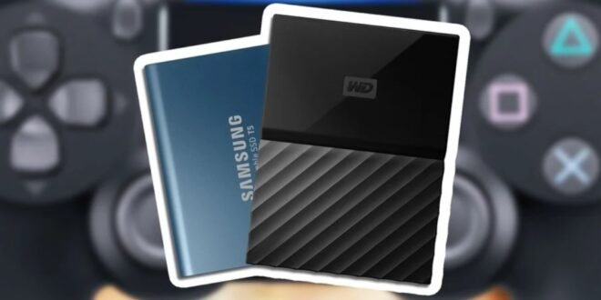 Disque SSD pour PS5