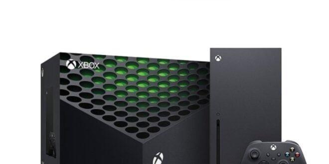 OU acheter la Xbox Series X