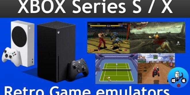 Émulateur Xbox Series X