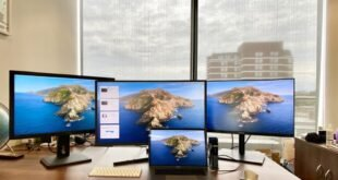 Brancher plusieurs écrans externes sur un Mac