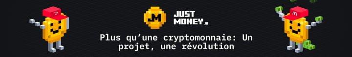 JustMoney la nouvelle Crypto